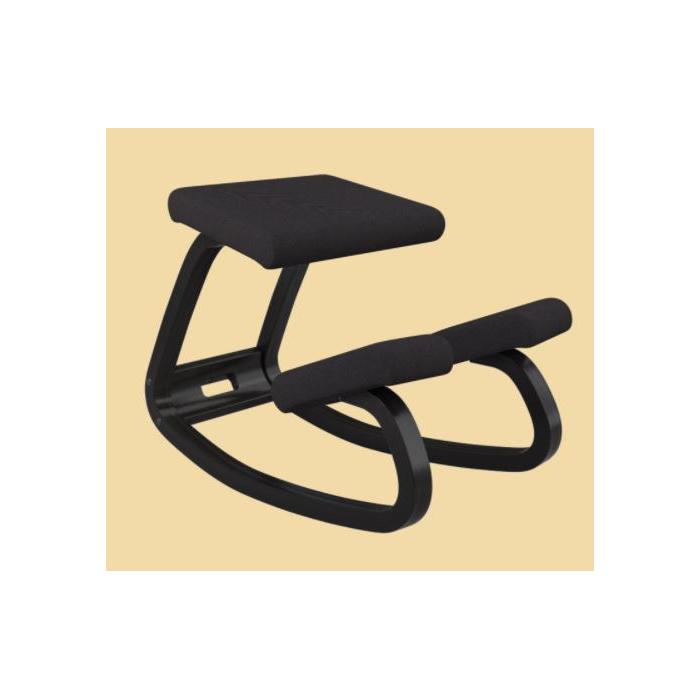 Silla modelo Variable de Varier Black