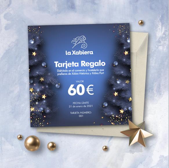 Tarjeta con 10€ de regalo y pack de obsequio - Entrega en 24h
