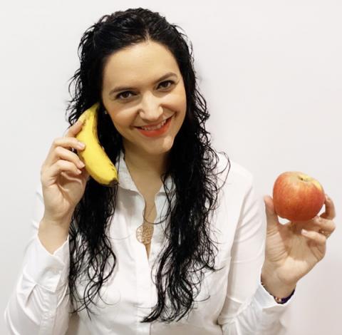 Visita en pareja para dieta y nutrición