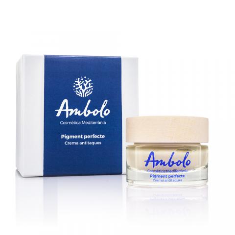 Crema antitaques pigment perfecte 50 ml. Torna a lluir una pell lluminosa.