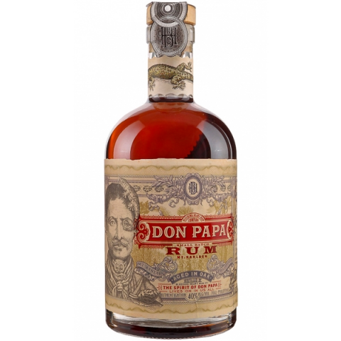 Ron Don Papa 70cl.