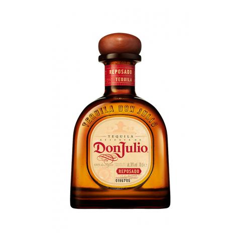 Tequila Don Julio reposado 70cl.