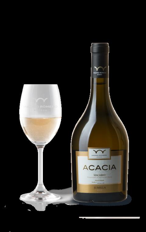 Vino Acacia Madrid Romero 2018