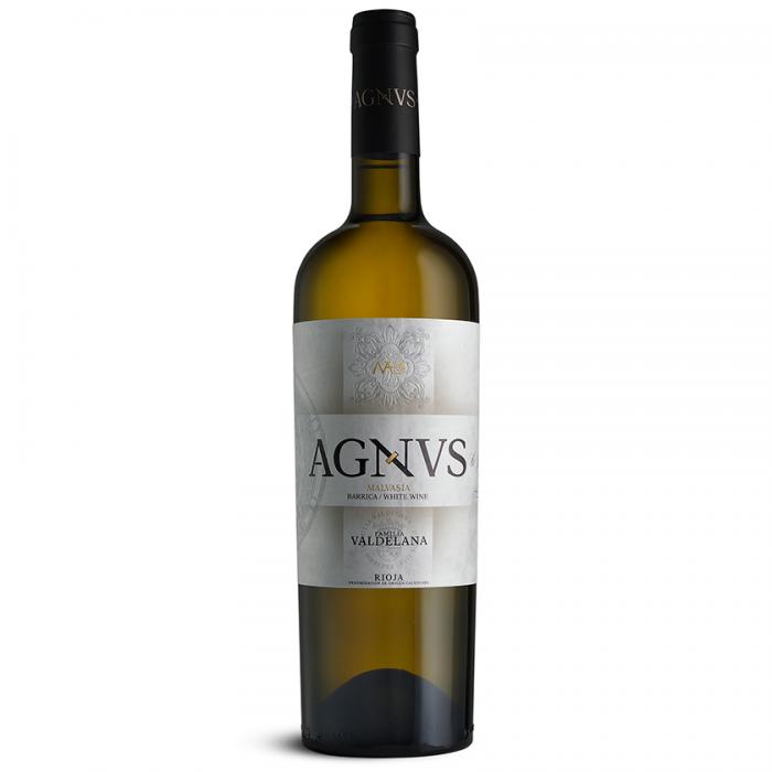 Vino AGNVS Blanco 75cl.