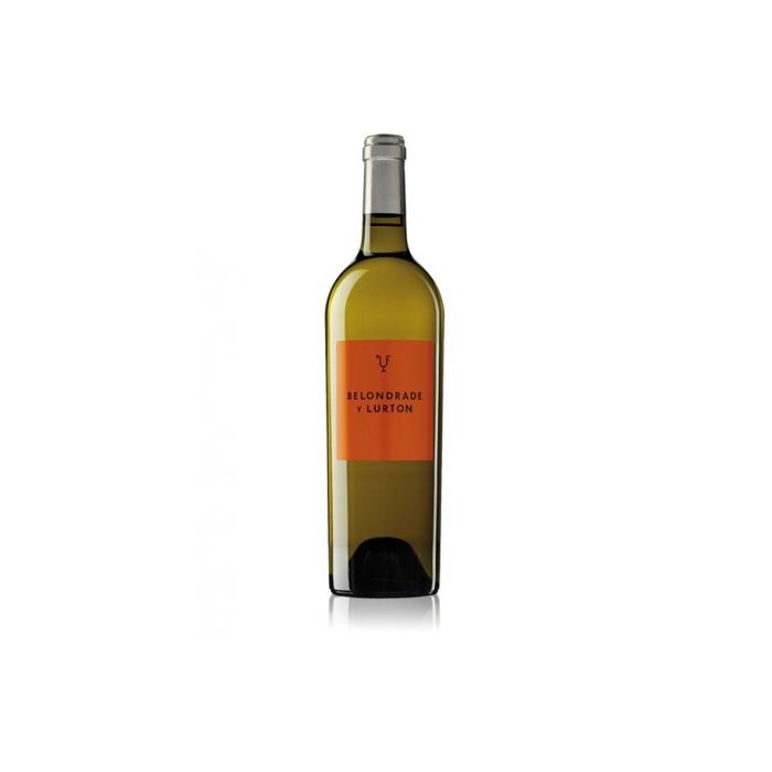 Vino blanco Belondrade y Lurton 75cl.