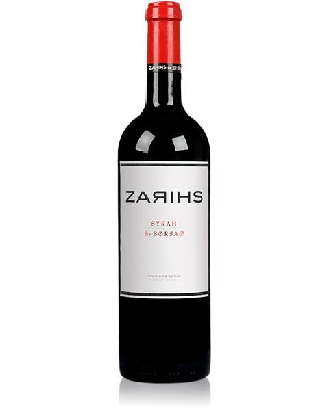 Vino tinto ZARIHS by Borsao
