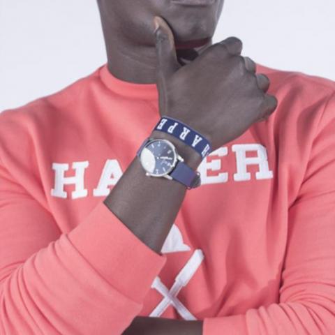 Sudadera Sweatshirt Icon Coral · Harper & Neyer