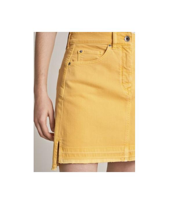 Minifalda push in Secret Glamour teñida de SALSA