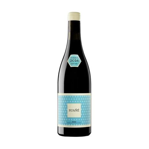 Vino blanco Suañé reserva 2016