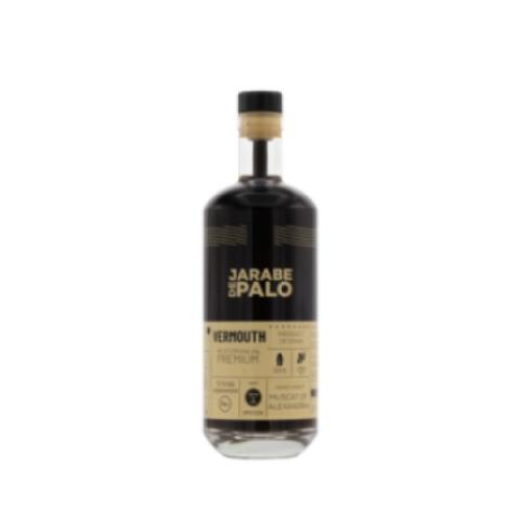 Vermouth rojo Jarabe de Palo