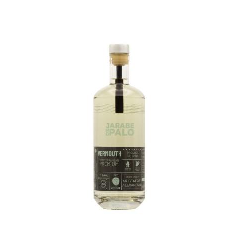 Vermouth blanco Jarabe de Palo