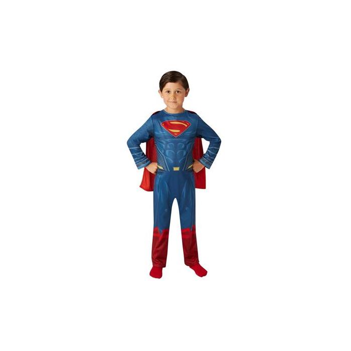 Disfraz de niño de Superman