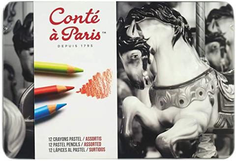 Lápices pastel CONTÉ À PARIS