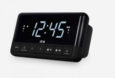 Radiodespertador reloj 4580N Floki