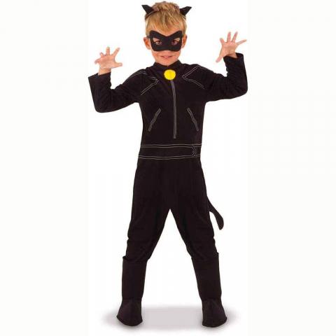 Disfraz de Cat Noir