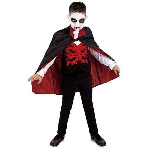 Disfraz de vampirito